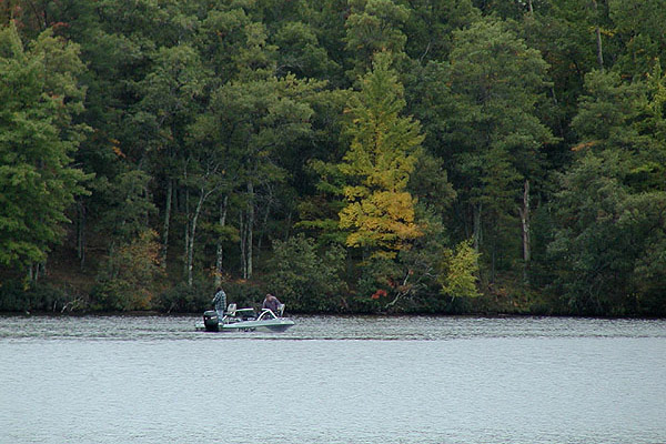 High Falls Flowage Fishing