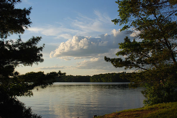 Quiet Waters on the Flowage
