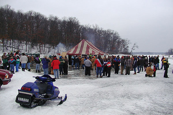 Winter Festival and Ice Fishing Derby